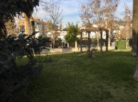 Photo de l'hôtel: CASA 10-12 PERSONAS GRANADA CENTRO CON APARCAMIENTO PRIVADO PARA 2 COCHES