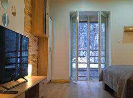 A picture of the hotel: Apartmány Vansovej nad Hronom Banská Bystrica