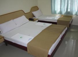 Hotel photo: PLAZA RESIDENCY