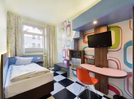Hotel photo: Cityhotel Thüringer Hof Design Hannover