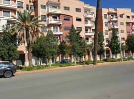 รูปภาพของโรงแรม: Imm 3 avenue acharaf