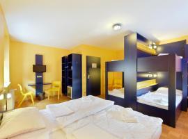 Hotel photo: Bed'nBudget City-Hostel