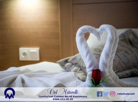 Hotel photo: Otel Mutevelli