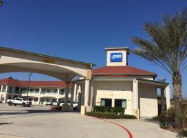 Hotel fotografie: Americas Best Value Inn & Suites IAH Airport North