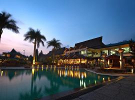 Hotel photo: Puteri Gunung Hotel