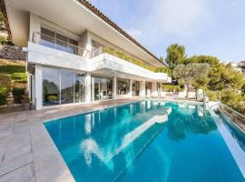 Hotel photo: Villa Vagabundos with pool Andrach