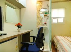 Gambaran Hotel: O2 원룸텔(One room tel)