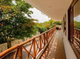 Hotel photo: Casa Azul Maya - Entire 8 Bedroom Hotel