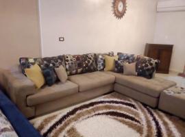 Хотел снимка: Nile view apartment in Manial