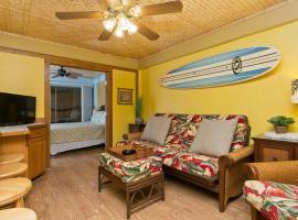 Hotel photo: Hawaiian King 213 Condo Condo