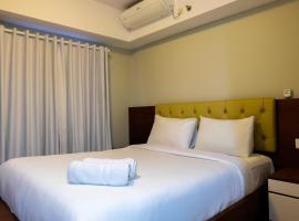 Фотография гостиницы: Amazing 2BR with City View The Wave Apartment By Travelio