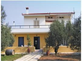 Hotel photo: Three-Bedroom Apartment in Candia-Nafplion