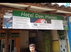 Hotel photo: Hotel Don Moisés
