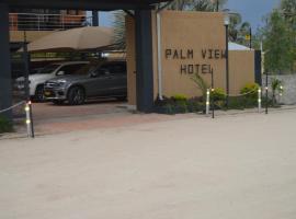Hotel near Oshakati