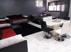 Hotel photo: top Appartement in Fes City
