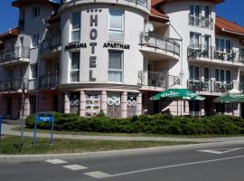 Hotel photo: Gabesz Apartmanok