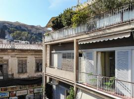 Hotel photo: Blue Angel Apartment with Acropolis view in Plaka