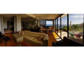 A picture of the hotel: Magnfifique vue pour cette appartement avec voiture