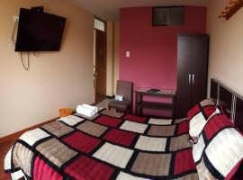 Hotel near Куско