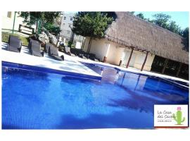 Hotel near Mexico