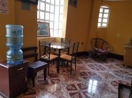 Hotel photo: Hotel Villa Garibaldi