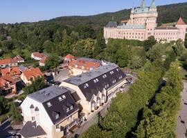 Hotel near Slovakya