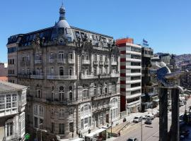 Hotel photo: Edificio El Moderno, Vigo 1.902