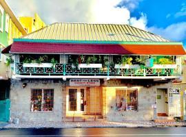 Hotel near Saint Kitts og Nevis