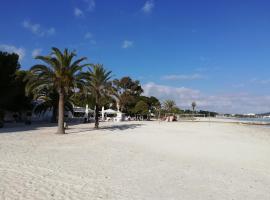 Фотографія готелю: Playa blanca