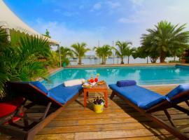Hotel photo: Le Phare Bleu Villa Resort