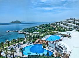 A picture of the hotel: Yasmin Bodrum Resort