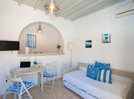 Hotel photo: Gryparis' Club Apartments