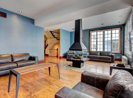 酒店照片: Maison de prestige - CENTRE VILLE QUÉBEC