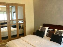 Hotel Photo: Appartement confortable et calme à Nouaceur proche aéroport