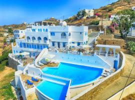 מלון צילום: Hotel Petradi
