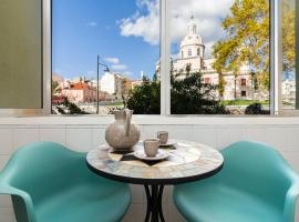 ホテル写真: Renovated apartments in central Belem - 15 minutes from the river