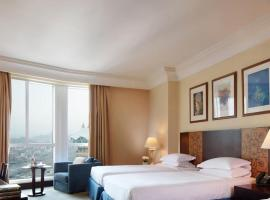 Hotel photo: برج الساعه فندق بولمان مكه المكرمه