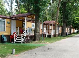 Hotel Photo: Camping Fuentes Blancas
