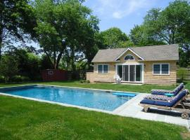Hotel photo: Bridgehampton cottage like home