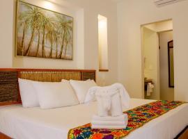Hotel photo: Casa Azul Maya - Single King Suites - Room 3