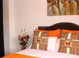 Фотографія готелю: hostal killaly Inn