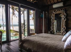 Hotel photo: Beachfront Villa Romantic