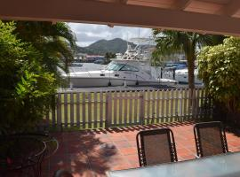 Hotel photo: Rodney Bay Waterfront Admiral's Quay