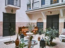 Hotel near Marokko