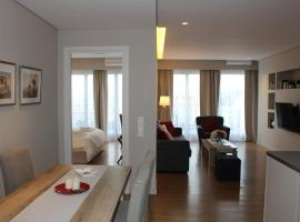 A picture of the hotel: Central Athens Loft