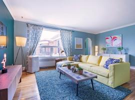 Hotel foto: Bright Hideaway in Forest Hill (Free Parking)