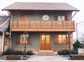 Hotel near Κομράτ