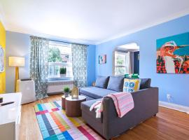 Hotel photo: Beautiful Flat in Forest Hill (Free Parking)