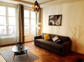 Hotel photo: Au coeur de Lyon