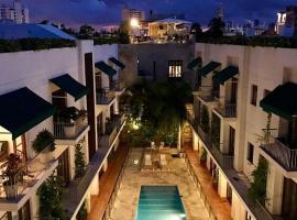 होटल की एक तस्वीर: CASA DEL VIRREY CARTAGENA